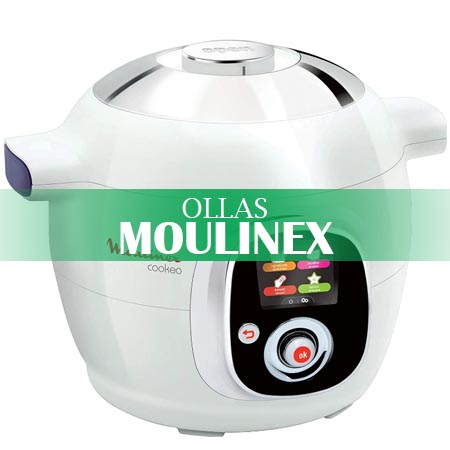 Ollas express moulinex
