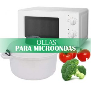 Olla express microondas